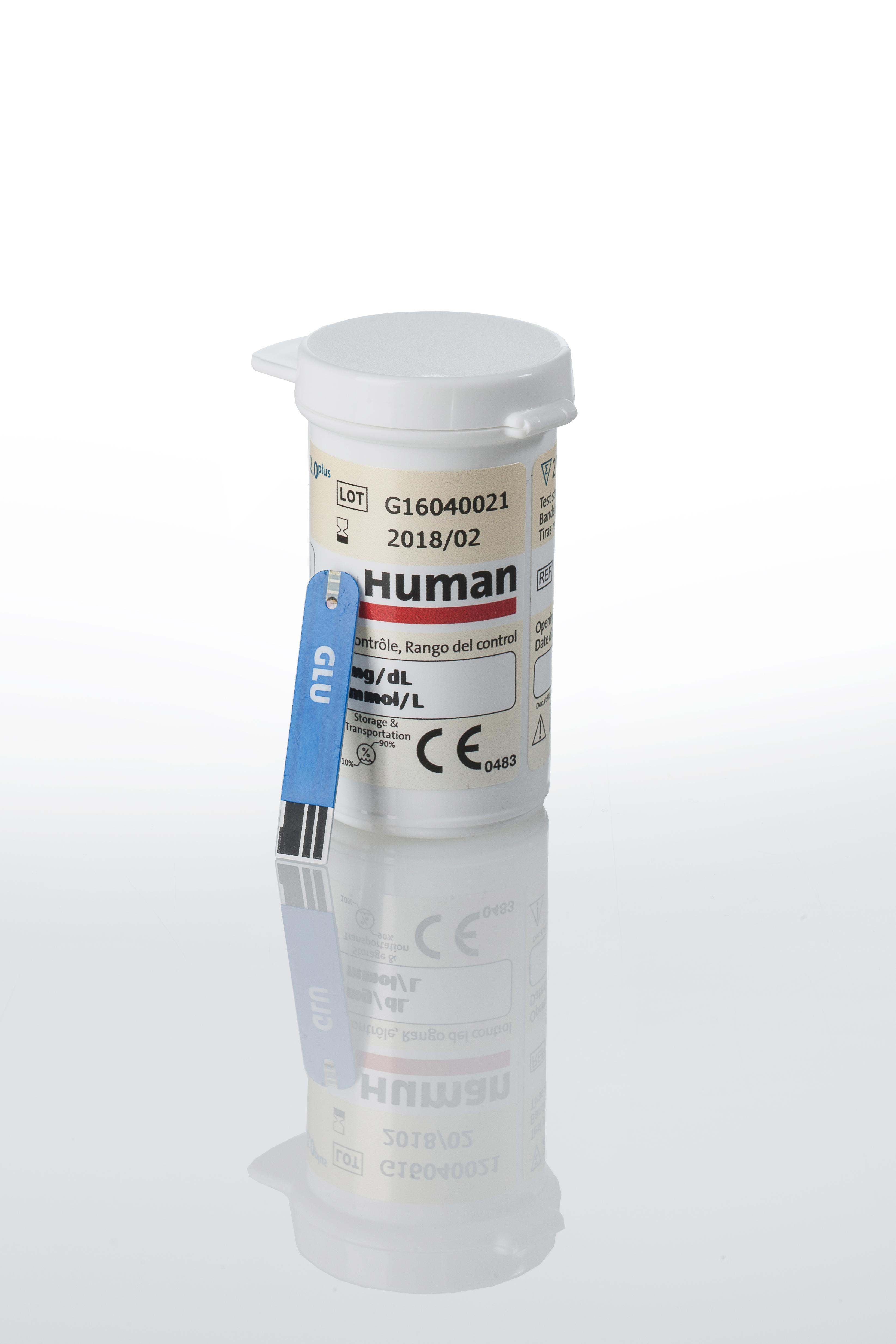 HumaSens Glukose Streifen